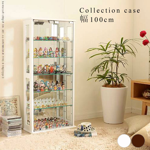 Completed Height 100 Collection Case Collection Rack Display Rack  Collection Board Collection Shelf Cabinet Glass Gundam Model Kits PVC  Figure Glass Glass ...