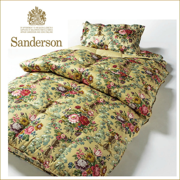 西川 サンダーソン 羊毛敷パッド シングル SD001-3