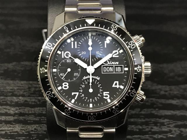 定番  ジン 腕時計 Sinn 103 B.SA.AUTO M103は Sinn B.SA.AUTO 腕時計、優れた視認性、刻時・計時精度を誇るシンプルなダイヤルを備えた実用的なクロノグラフです。お手続き簡単な分割払いも承ります。, 三戸郡:dbb3c4c7 --- briefundpost.de