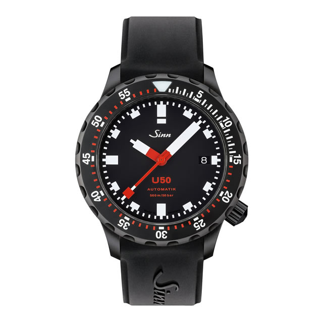 SINN U50.S 腕時計 分割払いもOKです 【豪華プレゼントつき!】