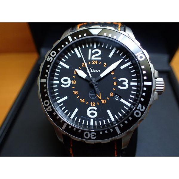 ジン 腕時計 SINN 857.UTC.TESTAF