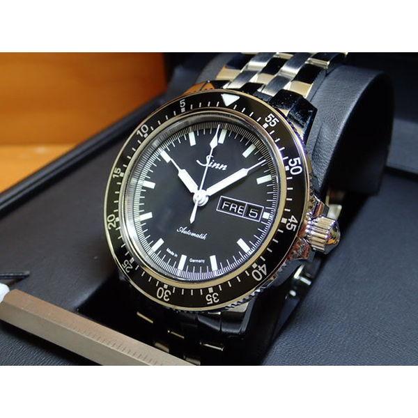 ジン 腕時計 SINN 104.ST.SA.M優美堂の商品はメーカー保証付きの正規代理店商品です