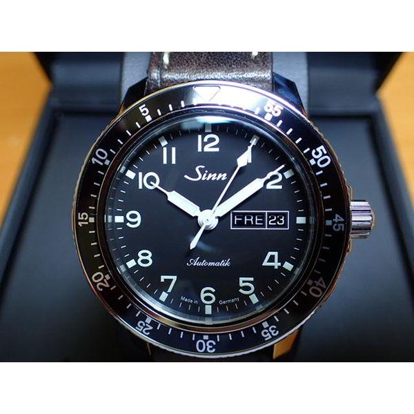 ジン 腕時計 SINN 104.ST.SA.A優美堂の商品はメーカー保証付きの正規代理店商品です