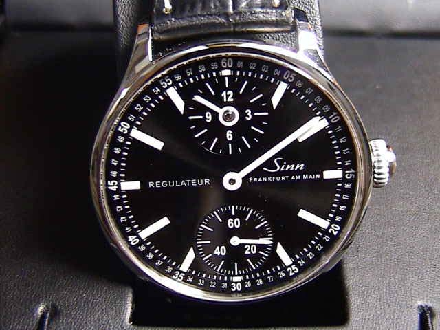 ジン 腕時計 SINN 6100 TECHNIK
