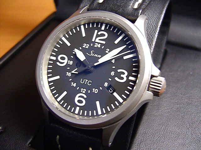 ジン 腕時計 SINN 856優美堂のジン腕時計はメーカー保証つきの正規輸入商品です