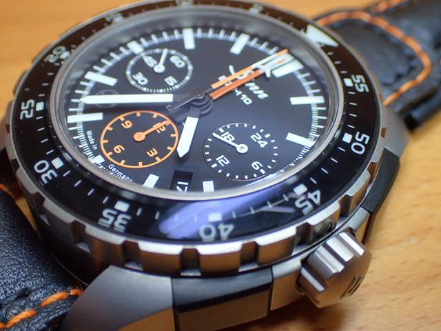 ジン 腕時計 SINN ジン時計 EZM10.TESTAF