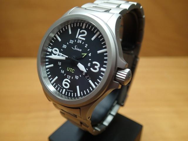 ジン 腕時計 SINN 856.M優美堂のジン腕時計はメーカー保証つきの正規輸入商品です