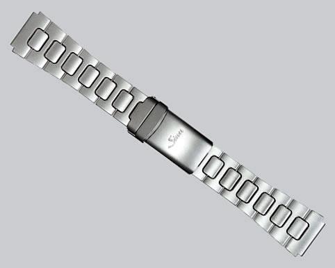 【SINN】 【ジン】 時計 ベルト バンド ブレスレット 144(20mm) 純正ステンレススチール 時計バンド SSマット