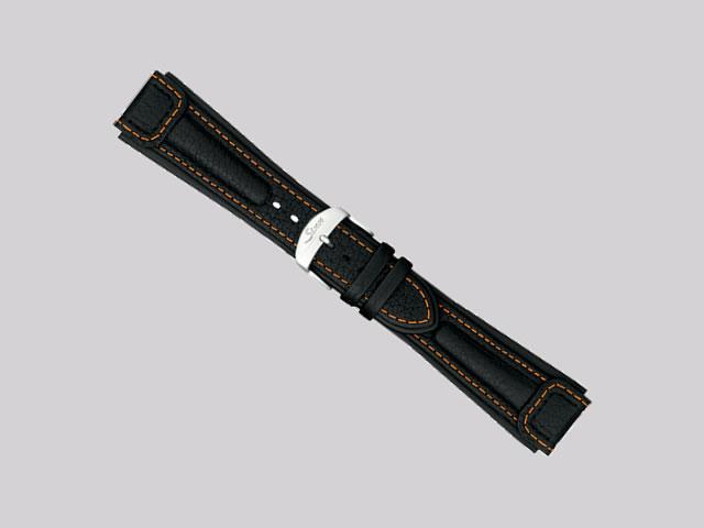 【SINN】 ジン 腕時計 Sinn 純正バンド ベルト 857.TESTAF(22mm) 牛革 インテグレーション・カウ・レザー・ストラップ SSマットバックル 腕時計用 時計ベルト 時計用バンド