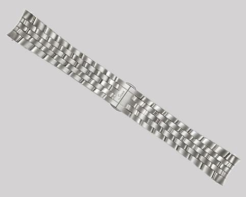 【SINN】 【ジン】 時計 ベルト バンド ブレスレット 356、556(20mm) & 358(22mm) 純正ステンレススチール 時計バンド SSサテン