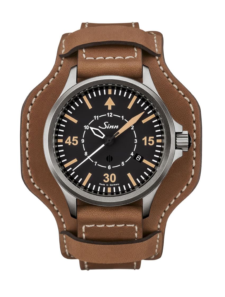 ジン 腕時計 SINN 856.B-Uhr伝統的意匠をまとったBウォッチ