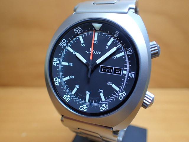 ジン 腕時計 Sinn 240.ST.M優美堂のジン腕時計はメーカー保証3年つきの正規輸入商品です
