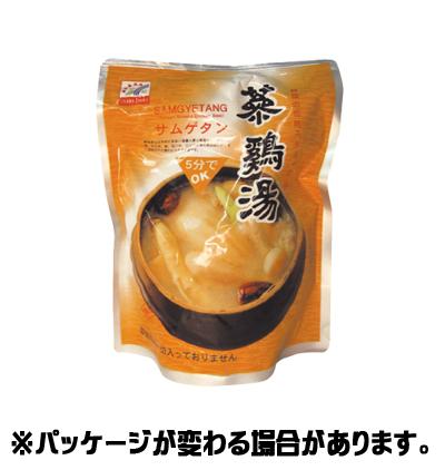 『ファイン』参鶏湯(サムゲタン) 800g×2個セット <韓国スープ>送料無料  『ファイン』参鶏湯(サムゲタン)800g×2個セット <韓国スープ>★送料無料★