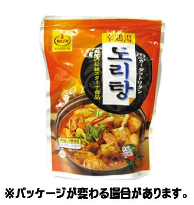 マニカ タットリタン 韓国スープ お買得 500g 超人気