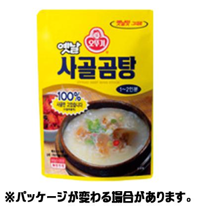 『オトギ(オットギ)』四骨コムタン 500g(1~2人前) <韓国スープ>