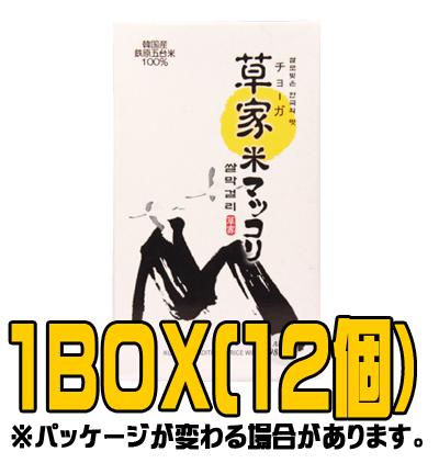 """Early"" rice rice 980 ml (♦ BOX 12 pieces) < doburoku Korea >"