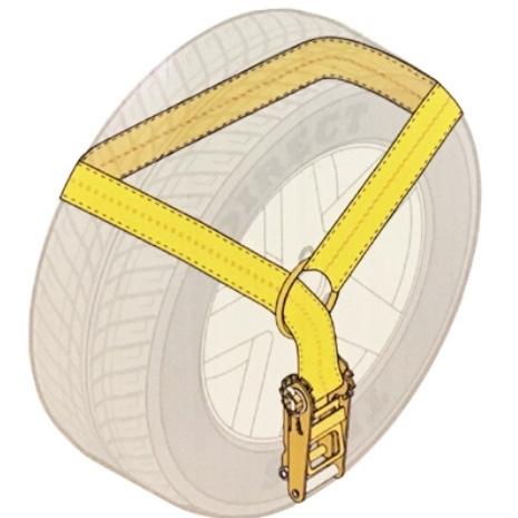通販 2本 積載車対応 タイヤ固縛対応ラッシングベルト 中間金具付属 レッカー工具 レッカー用品 タイダウン けん引 荷締めベルト 車両固定 クリアランスsale 期間限定