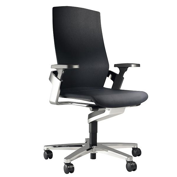 『事務機器』コクヨ (KOKUYO) 回転イス ON ハイバック肘付き ファイバーフレックスXWH-17573K3599【オフィスチェアー】【椅子】【いす】【代引き不可】【土日の配送不可】