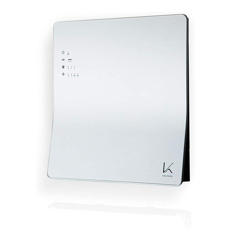 【送料無料】カルテック 光触媒除菌・脱臭機/ターンド・ケイ 壁掛けタイプ [KL-W01Z]『家電』【代引き不可】