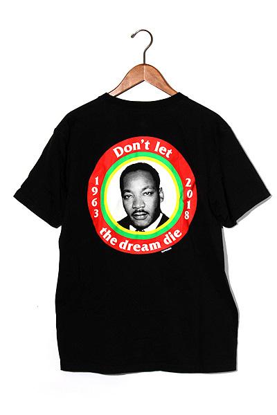 2018SS SUPREME シュプリーム Dream Tee Tシャツ M Black 黒/● メンズ 【中古】【ベクトル 古着】 181226 ベクトル 新都リユース