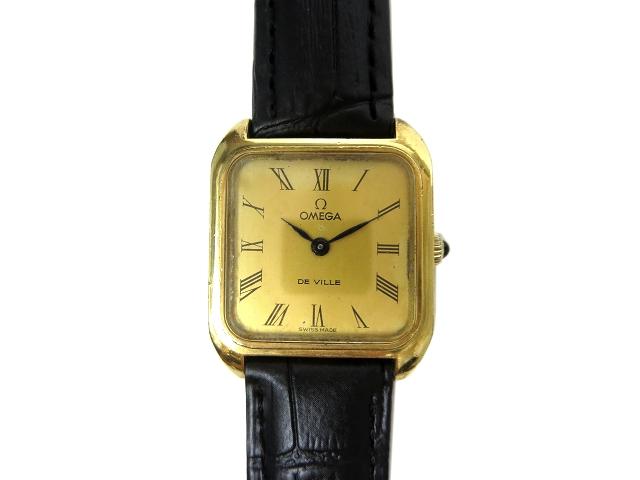 オメガ OMEGA スイス製 デビル アンティーク 手巻き 2針 腕時計 【中古】【ベクトル 古着】 180723 ベクトル 新都リユース