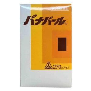 【第3類医薬品】ホノミ漢方 パナパール 270カプセル 【コンビニ受取対応商品】