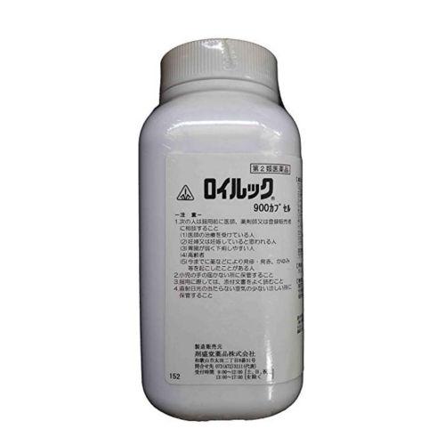 【第2類医薬品】ホノミ漢方 ロイルック (カプセル) 900カプセル【コンビニ受取対応商品】
