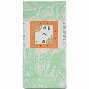 【第2類医薬品】一元当芍散(とうしゃくさん):1650錠【コンビニ受取対応商品】