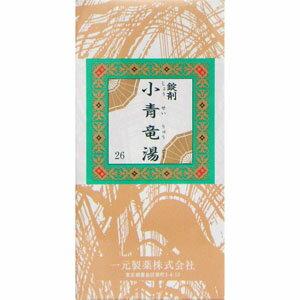 【第2類医薬品】一元小青竜湯(しょうせいりゅうとう):1000錠入【コンビニ受取対応商品】