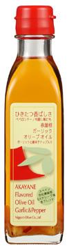 ひきたつ香ばしさ ペペロンチーノも隠し味にも 通販 日本オリーブ 店内全品対象 180g 赤屋根ガーリックオリーブオイル
