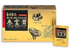 全薬工業 「養生」食品参霊茸(さんれいじ) 90包【コンビニ受取対応商品】