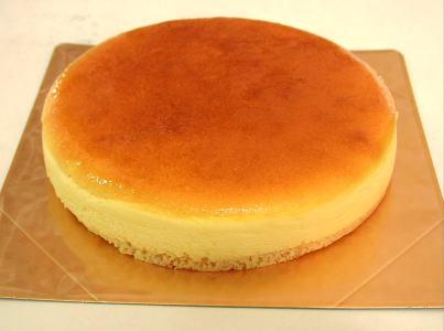 <BR>京風はんなりチーズケーキ(21cm) 【80サイズ】<BR>【バースデー】 【御祝い】 【お誕生日】 【小麦粉不使用】 【ギフト】 【内祝い】 【お手土産】 【お土産マップ 京都】 【RCP】