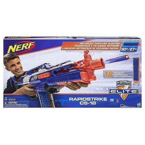 ナーフ N-ストライク ラピッドストライク CS-18 Nerf N-Strike Elite Rapidstrike CS-18