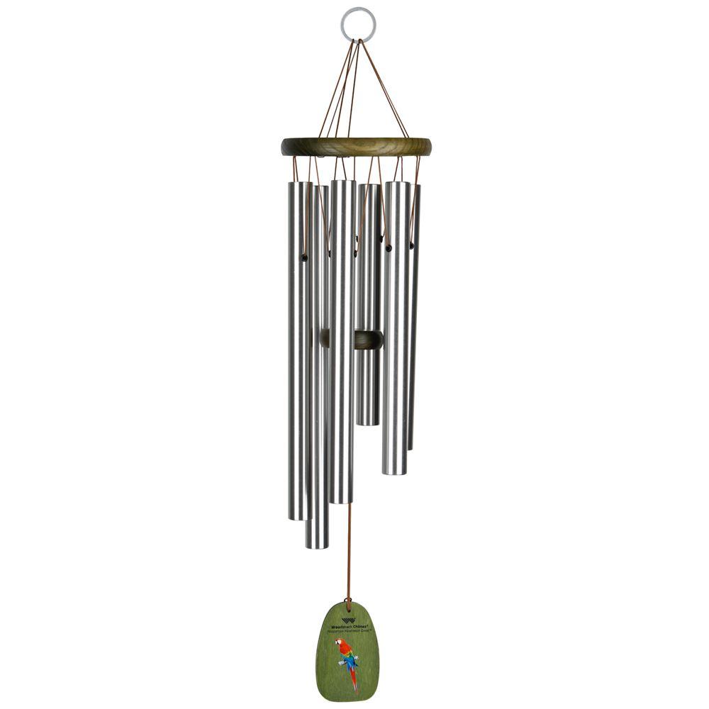 ウインドチャイム wind chimes 結婚祝い 風鈴 レインフォレストチャイム Woodstock Rainforest ARCS Chime 信託