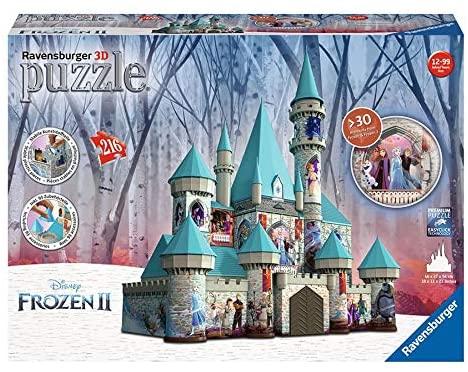ディズニー アナと雪の女王2 3Dパズル 激安超特価 ジグソーパズル パズル 216ピース 優先配送 Frozen2 Disney Puzzle