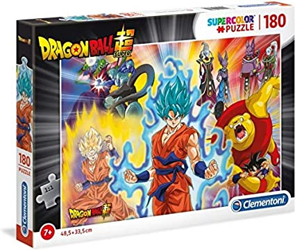 ドラゴンボール超 即納最大半額 スーパー ジグソーパズル パズル 180ピース Puzzle Ball Dragon 超歓迎された Super