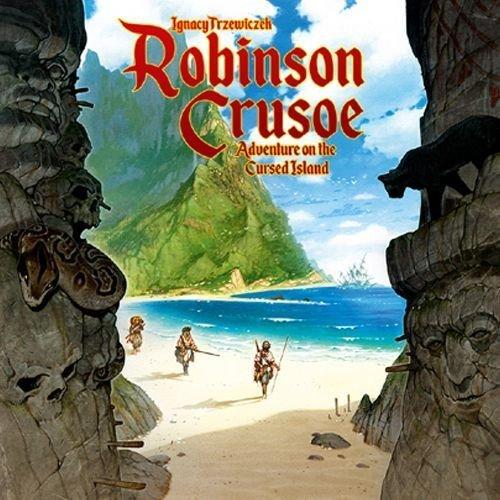 即日発送 ロビンソン 2nd クルーソー: Edition 呪われた島の冒険 2nd edition Robinson Crusoe: Island Adventures on the Cursed Island - 2nd Edition, フルドノマチ:20a6bd33 --- canoncity.azurewebsites.net