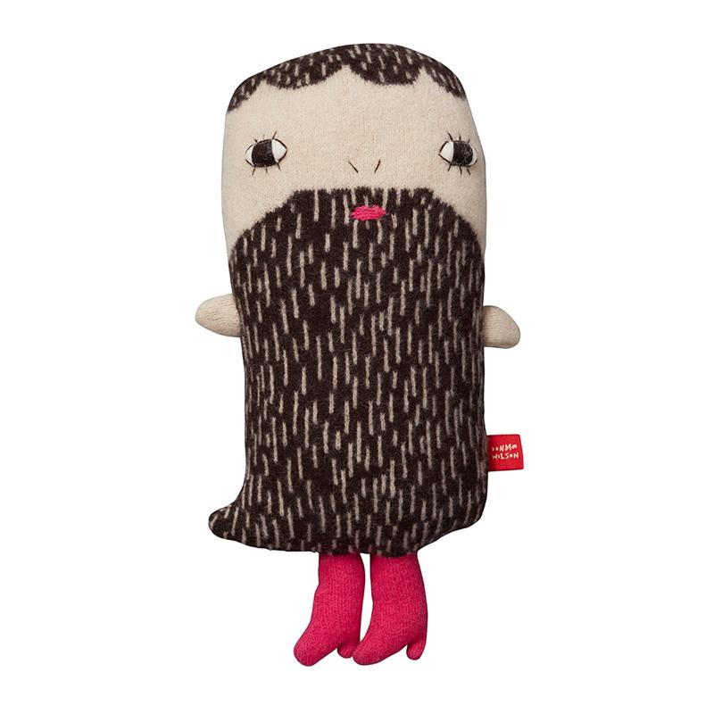 ▼送料無料▼【DONNA WILLSON】Henrietta The Beared Lady 髭の女ヘンリエッタ / ドナ・ウィルソン UK