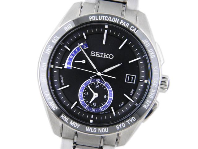 セイコー メンズ腕時計 ブライツ SAGA179 【中古】【あす楽対応_東海】【コンビニ受取対応商品】