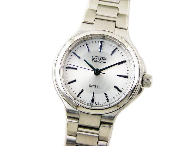 シチズン レディース腕時計 エクシード エコドライブ EBT75-2133 【中古】【あす楽対応_東海】【コンビニ受取対応商品】