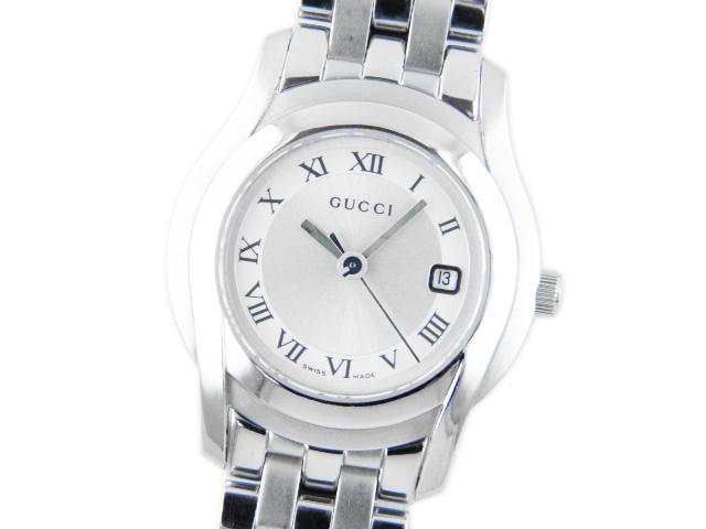 グッチ レディース腕時計 5500L 【中古】【あす楽対応_東海】【コンビニ受取対応商品】