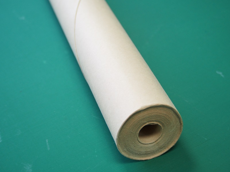 休み 襖の下貼り紙 茶ちり巻 茶チリ紙 裏打ち 下貼り 裏紙 無料サンプルOK