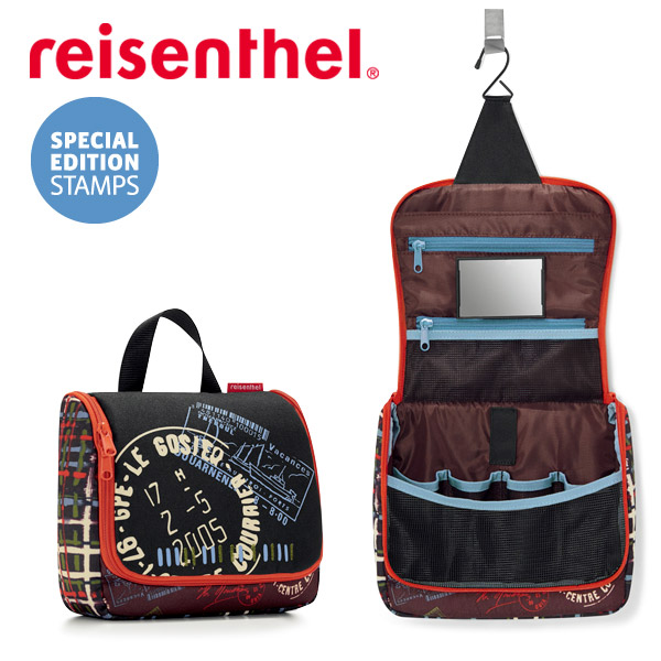 sixem-shop  Risen tar SPECIAL EDITION STAMPS TOILETBAG (limited toilet bag  stamp hanging convenience goods travel to go bag ladies)   Rakuten Global  Market ee6c614a70