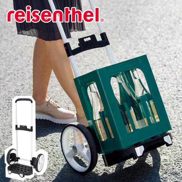 【送料無料】ライゼンタール(reisenthel)【正規品】CITY CRUISER RACK(シティクルーザーラック)(アウトドア キャンプ カート キャリーカート 買い物 旅行 ショッピング トラベル 台車) px10