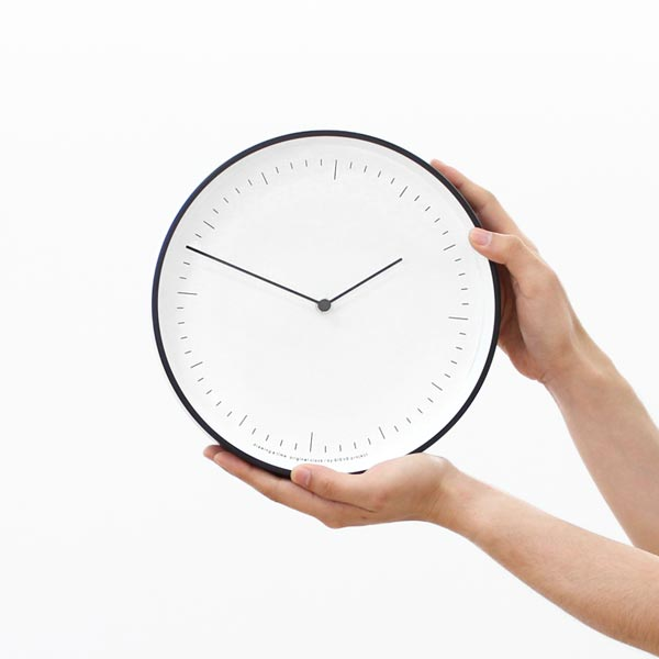 SIEVE (sieve) length (length) (stylish wall clock clock clock clock wooden Nordic Naturals)
