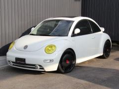 VWビートル ヘッドライトカバー レモンクリア  【シックスセンス ショップ】