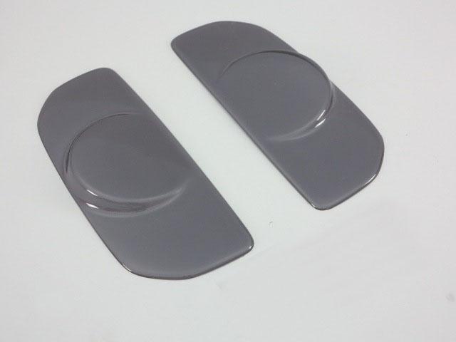 MR31Sハスラー テールレンズカバー ライトスモーク(ノーマル/ドット仕様)  【シックスセンス ショップ】