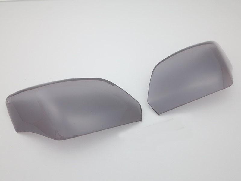 MK32Sスペーシア ヘッドライトカバー ライトスモーク(ノーマル/ドット仕様)  【シックスセンス ショップ】