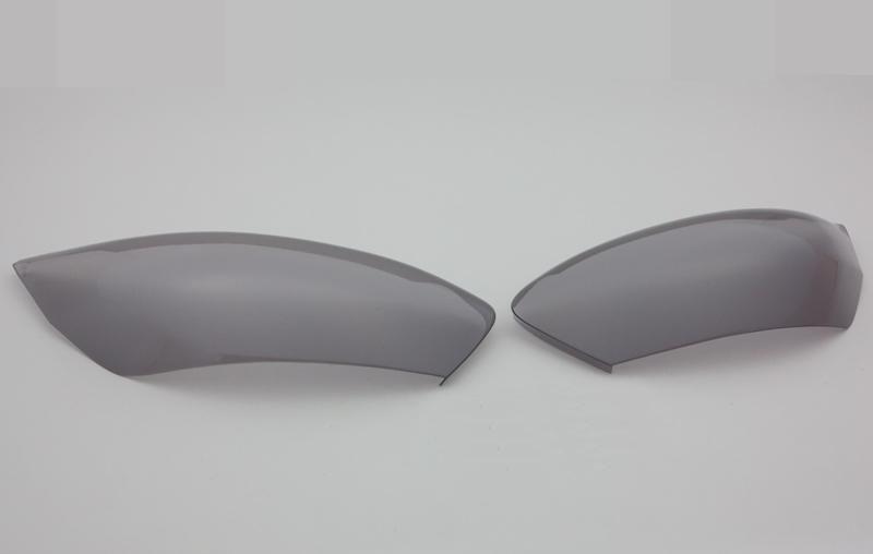 B21A DAYZルークス ヘッドライトカバー ライトスモーク(ノーマル/ドット仕様)  【シックスセンス ショップ】