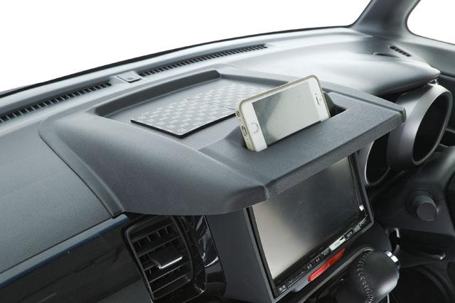 サンバイザー ナビモニター用 両面テープで簡単取付 エヌボックス 大決算セール F1 ハイクオリティ N-BOX カスタム 2 エアロナビバイザー N-BOX